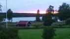 Il magnifico tramonto di mercoledì 21 agosto