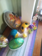 Decorare la casa per Pasqua