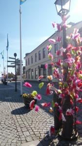 Decorazioni pasquali tradizionali svedesi