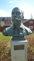 "Carl Larsson, oppure come un bimbo ha detto ""un tizio con i baffi!"" (en gubbe med mustasch!!!)"