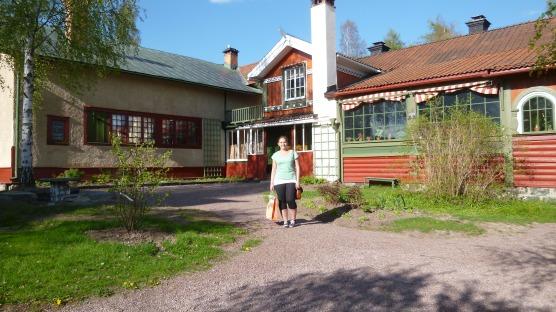 La casa di Carl Larsson