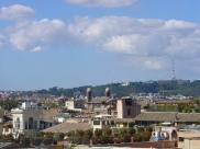 Utsikten från Trinità dei Monti