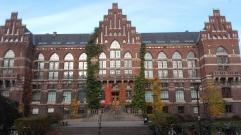 La biblioteca dell'università